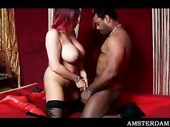 Amsterdam, Amateur, BBW, Big Tits, Blowjob, Boobs