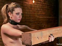 bdsm exercises with wood