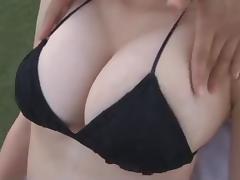 Massage, Asian, Babe, Big Tits, Boobs, Massage