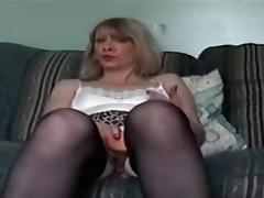 mature granny masturbating on real homemade and blowing