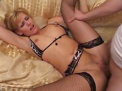 Mommy, Anal, Assfucking, Creampie, Mature, Mom
