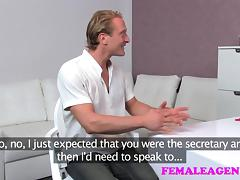FemaleAgent: The universal language of lust