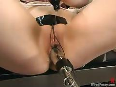 Bondage, BDSM, Bondage, Dildo, Femdom, Hospital