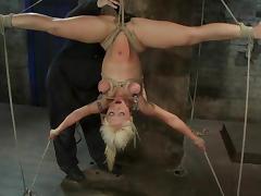 Bondage, BDSM, Bondage, Boobs, Slave, Tits