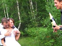 Bride, Bride, Drilled, Outdoor, Teen, Wedding