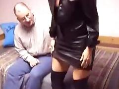 Milf in Leather Boots - frmxd com