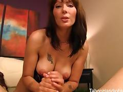 Mommy, Big Tits, Boobs, Brunette, Couple, Cum