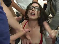 Gangbang Porn Tube Videos