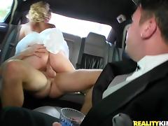 Bride, Bride, Car, Cowgirl, Cuckold, Dress