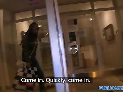 PublicAgent: Vivian gets fucked in the arse for cash