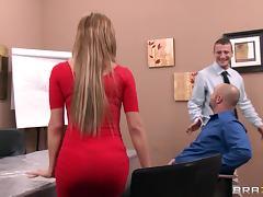 Wife, Adultery, Ass, Blonde, Boobs, Car