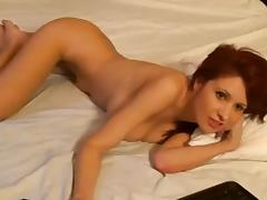 Strip, Big Tits, Boobs, Redhead, Strip, Webcam