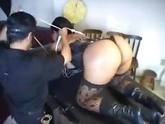 Bounded Shemales Sucking Each Other's Dicks On The Floor