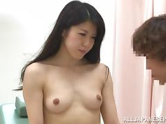 Doctor, Asian, Blowjob, Creampie, Desk, Doctor