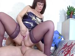 Mommy, Anal, Assfucking, Granny, Mature, Mom