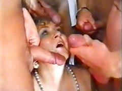 Mature Gangbang Big White Ass