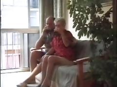 Oma und Opa ficken
