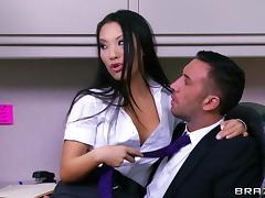 All, Asian, Big Tits, Cowgirl, Cum in Mouth, Cumshot