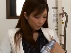 Kotone Amamiya Japanese teacher has sex
