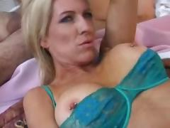 Group Fuck with 2 housewives