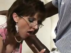 All, Big Cock, Black, Blowjob, Ebony, Interracial