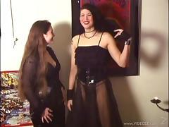 Solara Star gets her wet twat toyed to orgasm in hardcore clip