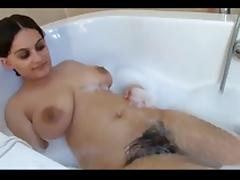 hot hairy pussy girl,big tits, hairy ass, pits, dildos