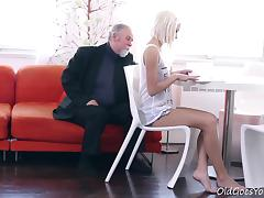 Boss, 18 19 Teens, Big Cock, Big Tits, Blonde, Blowjob