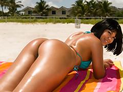 Rosario Stone and her hot Latin ASS