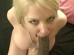 Black Granny, Amateur, Black, Blonde, Blowjob, Ebony