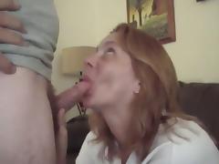 Wife, Amateur, Blowjob, Mature, Wife, Sucking